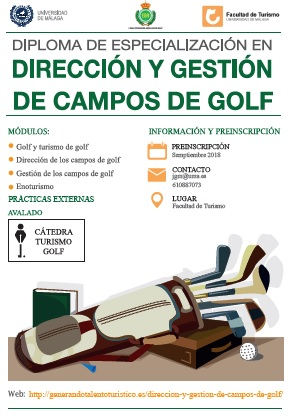 cartel diploma golf